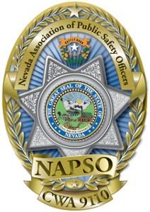 Badge E - NAPSO-Logo